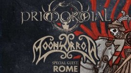 Primordial - Moonsorrow Z7 Pratteln Tickets
