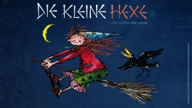 Die kleine Hexe Several locations Several cities Tickets