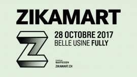 Zikamart Festival 11°édition Belle Usine Fully Billets