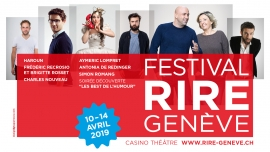 Festival du rire de Genève Casino Théâtre Genève Biglietti