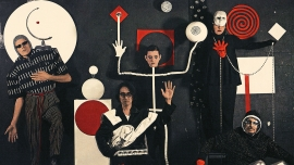 Vanishing Twin (UK) / Eko Nori Dampfzentrale Bern Tickets
