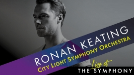 Ronan Keating - Live at the Symphony KKL Luzern, Konzertsaal Luzern Tickets