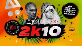 2k10 - Die besten Hits der letzten Dekade! MÄX Zürich Tickets