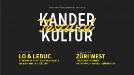 Kander Kultur Festival 2018 Open Air im Freibadareal Frutigen Tickets