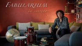 Fabularium... in secreto : Alain Tissot solo Forum St-Georges Delémont Tickets