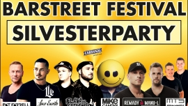 Silvesterparty Barstreet Bern 2018 Festhalle BERNEXPO Bern Tickets