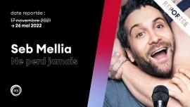 Seb Mellia Théâtre du Léman Genève Billets