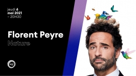 Florent Peyre Théâtre de la Madeleine Genève Biglietti