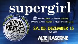 Anna Naklab Alte Kaserne Zürich Tickets