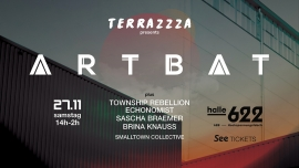 Terrazzza pres. Artbat Halle 622 Zürich Tickets
