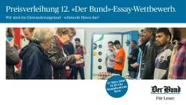 """12. """"Der Bund""""-Essay-Wettbewerb Dampfzentrale Bern Billets"""
