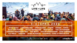 Live is Life Diverse Orte Arosa / Lenzerheide Tickets