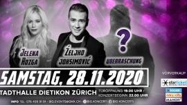 Zeljko Joksimovic, Jelena Rozga, Surprise Act Stadthalle Dietikon Tickets