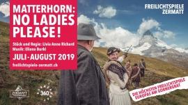 Matterhorn: No Ladies please! Riffelberg-Gornergrat Zermatt Tickets