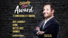 Comedy Club 19 Award DAS ZELT Zug Tickets
