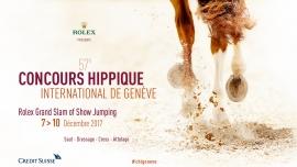 57e Concours Hippique International de Genève Palexpo Grand-Saconnex Billets