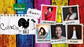 Comedy im Balz #41 Balz Klub Basel Tickets