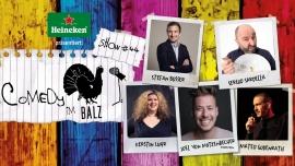 Comedy im Balz #44 Balz Klub Basel Biglietti