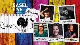 Comedy im Balz #48 Balz Klub Basel Tickets