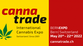 CannaTrade 2022 - International Cannabis Expo BERNEXPO Bern Biglietti