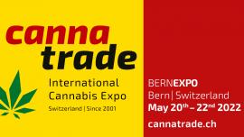 CannaTrade 2022 - International Cannabis Expo BERNEXPO Bern Billets