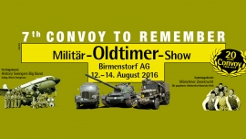 Convoy to Remember Bei Birmenstorf Birmenstorf Tickets