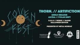 Metal Monday presents: Coven Fest 2021 Werkk Kulturlokal Baden Billets