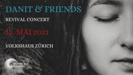 Danit & Friends Volkshaus, Theatersaal Zürich Billets