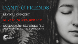 Danit & Friends - Revival Concert Hof Wolfloch Oltingen Tickets