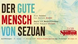 Der gute Mensch von Sezuan Burgbachkeller Zug Billets
