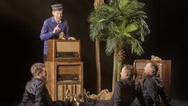 Les PCGB chantent Noël avec MARC DONNET-MONAY (CH) Les Docks Lausanne Billets
