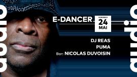 E-Dancer Audio Club Genève Biglietti