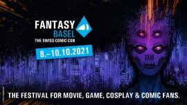 Fantasy Basel -The Swiss Comic Con 2021 Messe Basel Billets
