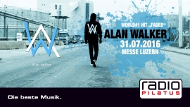 FeierTag mit Alan Walker Messe Luzern Luzern Tickets