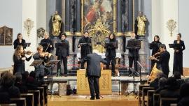 Capella Concertata /Yves Corboz Eglise du Collège Saint-Michel Fribourg Tickets