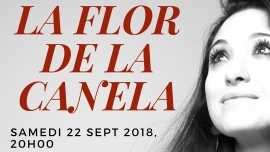 La Flor de la Canela Théâtre de la Madeleine Genève Billets