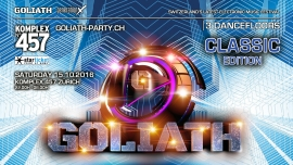 Goliath 2016 Komplex 457 Zürich Tickets