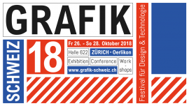 grafikSchweiz 18 Halle 622 Zürich Billets