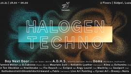 Halogen Techno Südpol Luzern Tickets