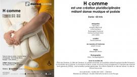 H comme Conservatoire Populaire de Musique Genève Billets