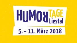 Humortage Liestal 2018 Several locations Several cities Tickets
