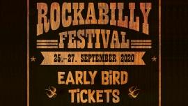 Rockabilly Festival 2020 Kulturfabrik KUFA Lyss Lyss Tickets