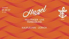 Wave w/ Hugel Kaufleuten Klub Zürich Tickets