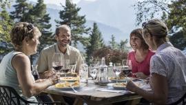 Kulinarik Trail Berg und Sicht Falera Falera Tickets