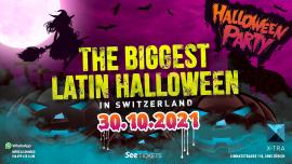 The Biggest Latin Halloween 2021 X-TRA, am Limmatplatz Zürich Tickets