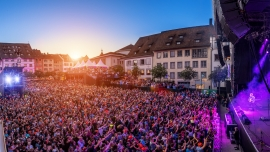 Stars in Town 2018 Herrenacker Schaffhausen Tickets