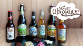 Schoggi-Bier-Degustation Maestrani's Chocolarium Flawil bei St. Gallen Biglietti