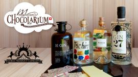 Schoggi-Gin-Degustation Maestrani's Chocolarium Flawil bei St. Gallen Billets