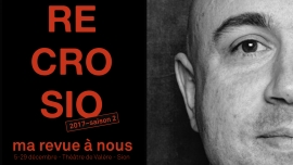 Frédéric Recrosio Théâtre de Valère Sion Biglietti