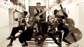 Sebass & Tzupati Orchestra Musikklub Mehrspur Zürich Tickets
